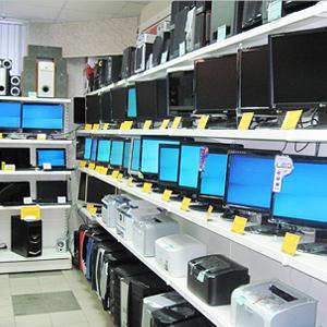 Компьютерные магазины Емцы