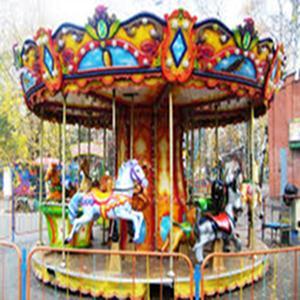 Парки культуры и отдыха Емцы