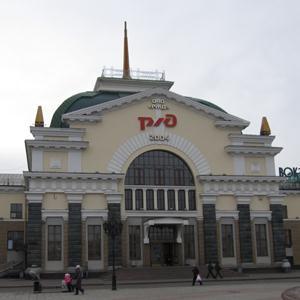 Железнодорожные вокзалы Емцы